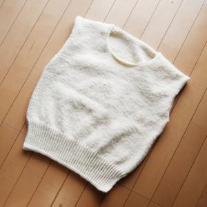 Wednesday Sweater ~進捗状況2~ 前後身頃完成!
