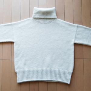 Wednesday Sweater 完成!