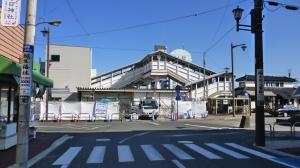 JR八高線の越生駅