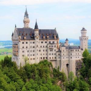 ドイツ⑤ノイシュバンシュタイン城