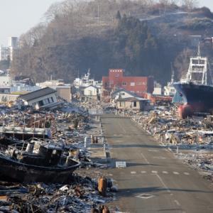 東日本大震災  ボランティア経験より