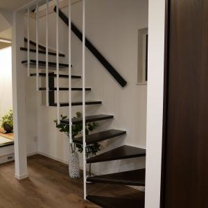 階段のこだわり⑥(鉄骨階段の費用)