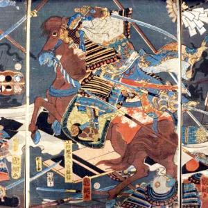 川中島の合戦で捏造された「戦いに勝った証し」とは