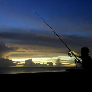 夜釣り ライト