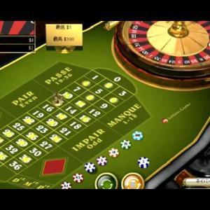 インペリアルカジノ ルーレット攻略、バーネット法 がっぽり稼ぐ 大勝!