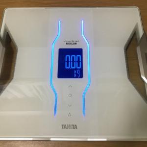 体重測定(2018/6)
