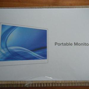 EVICIV 13.3インチ/モバイルモニター/モバイルディスプレイ/薄型/IPSパネル/USB Type-C/標準HDMI/mini DP/スリーブケース付 EVC-1301をamazonで買ってみた