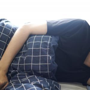 夜あまり眠れず早朝に起きてしまう日々
