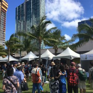 ハワイ ウクレレピクニック2020