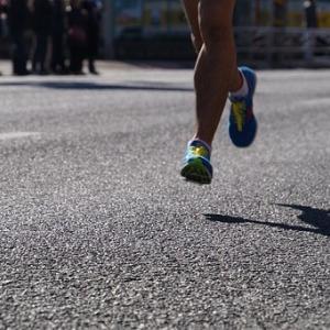 長距離走での足の接地の仕方とは!