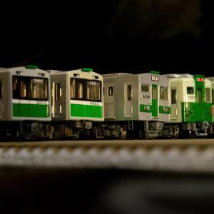 鉄道コレクション 大阪市営地下鉄(大阪メトロ)20系を買ってきた