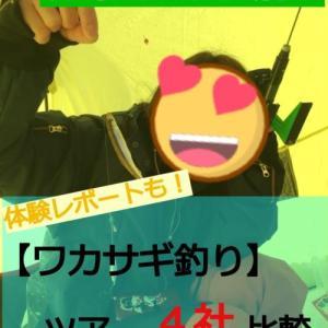 【初心者必見】北海道エリア別!氷上ワカサギ釣りツアー4社の比較。【札幌・網走・富良野等】