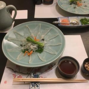 【青森県弘前市・ふく茶庵】和食ふぐ小料理の美味しいお店 おすすめコース完全予約制 食べ歩きブログ