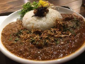 【青森県弘前市煮干結社クセが強すぎないラーメン屋のスパイスカレー 食べ歩きブログ