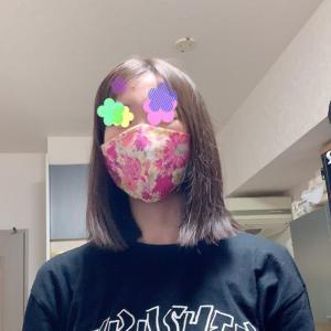 手作りマスク事情