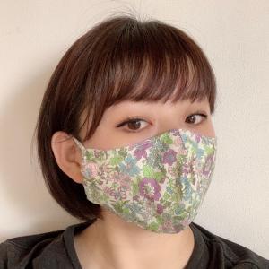 今日の手芸屋さん事情とスリムデザイン立体マスク