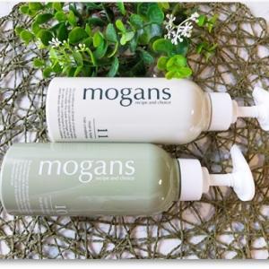 森から生まれたヘアケア mogans(モーガンズ) ノンシリコン アミノ酸シャンプー /コンディショナー (モイスト&フォレスト)