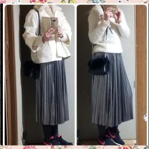 【コーディネート】~20年1月7日   プチプラコーディネート  ファッション
