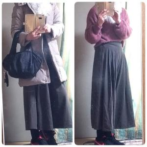 【コーディネート】【ファッション】~20年1月10日   プチプラコーディネート