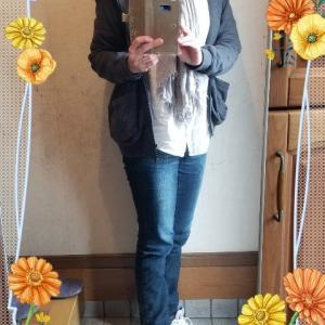 【コーディネート】【ファッション】~20年3月24日のコーディネート プチプラ  プチプラコーディネート  大人かわいい