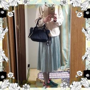 【コーディネート】【ファッション】~20年4月6日のコーディネート  プチプラ プチプラコーディネート おしゃれ