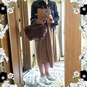 【コーディネート】【ファッション】~20年4月29日のコーディネート  プチプラ  プチプラファッション  大人かわいい