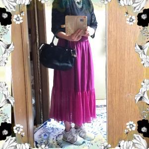 【コーディネート】【ファッション】~20年5月1日のコーディネート  プチプラ  プチプラファッション  大人かわいい