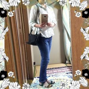 【コーディネート】【ファッション】~20年5月16日のコーディネート  プチプチファッション  プチプラ  大人かわいい