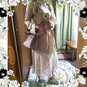 【コーディネート】【ファッション】~20年5月22日のコーディネート  プチプラファッション プチプラ 大人かわいい  着回しコーデ