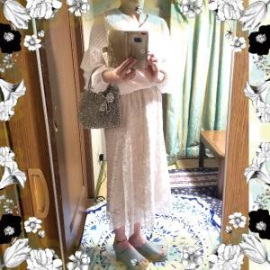 【コーディネート】【ファッション】~20年5月23日のコーディネート  プチプラファッション プチプラ 大人かわいい  着回しコーデ