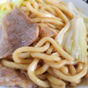「簡単レシピ」【焼きうどん】  簡単料理 主婦ブログ お昼ご飯 オタフクソース