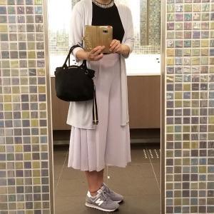 【着画】【コーディネート】~20年7月26日のコーディネート  大人かわいい  フェミニン  主婦ブログ 今日のコーディネート