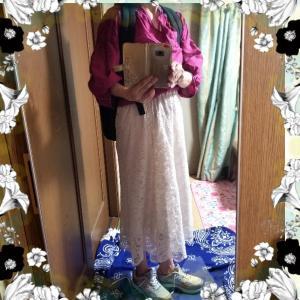 【着画】【ファッション】~20年9月3日のコーディネート  プチプラ プチプラファッション プチプラコーディネート 主婦ブログ お出かけ