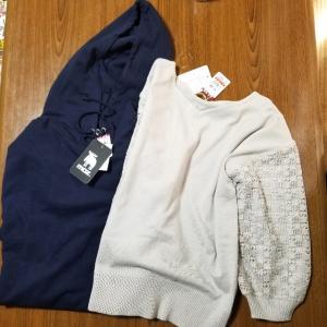【お買い物記録】『これ買いました』 レディース 婦人服 ショッピング プチプラ 主婦ブログ