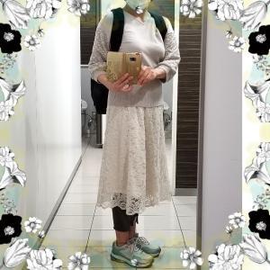 【着画】【ファッション】~20年9月29日のコーディネート  プチプラ プチプラファッション 主婦ブログ 大人かわいい