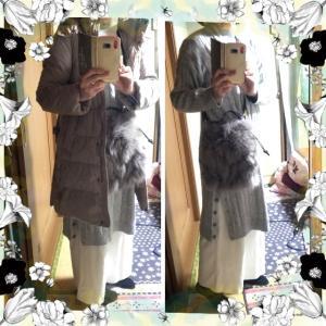【着画】【コーディネート】~20年12月16日のコーディネート  プチプラ プチプラファッション 大人かわいい 今日のコーデ