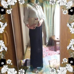 【着画】【コーディネート】~21年6月9日のコーディネート  大人かわいい プチプラ プチプラコーデ 主婦ブログ