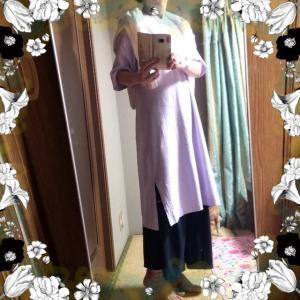 【着画】【コーディネート】~21年6月21日のコーディネート  大人かわいい プチプラコーデ プチプラ 主婦ブログ