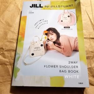 宝島社  『ジルバイジルスチュアート』のショルダーバッグ、買いました。 キャンバスバッグ バッグ プチプラコーデ