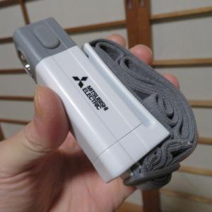 LEDヘッドライトCL-3101(三菱電機)の使用感レビュー