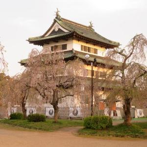 【2021年春の青森津軽紀行その6】弘前の桜とか洋館とか