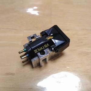 レコード針の話 SHURE (シュア) V-15 TYPEⅢ と 交換針 VN-35E ちょっと分解修理