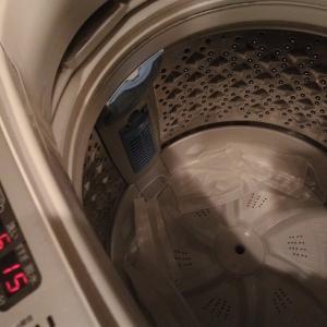 使い捨てマスクを洗濯機で洗って再利用してみた