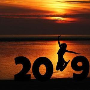 2019年:本年もありがとうございました。