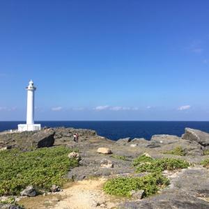 いよいよ年末! 沖縄で夕日が最後に沈む場所、、、残波!