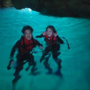 青の洞窟を思いっきり楽しもう!