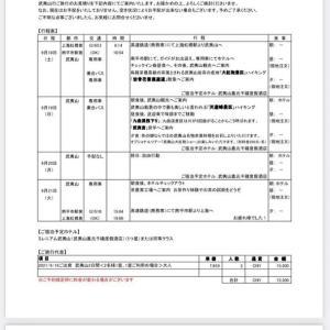 中秋节旅游変更 福建省・武夷山→广西壮族自治区・桂林