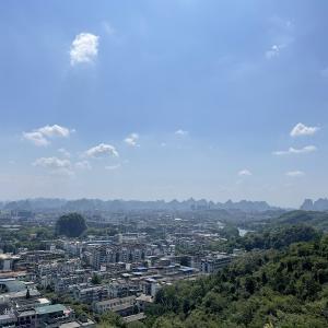 桂林四日目 叠彩山