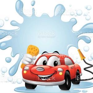 洗車終わった💦