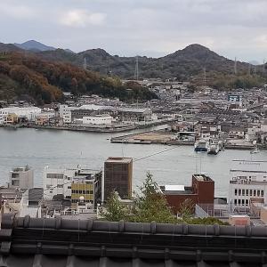 【XC40で行く】淡路・瀬戸内・尾道周遊(2019年12月1日~12月4日)その⑬